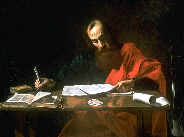 writing an epistle