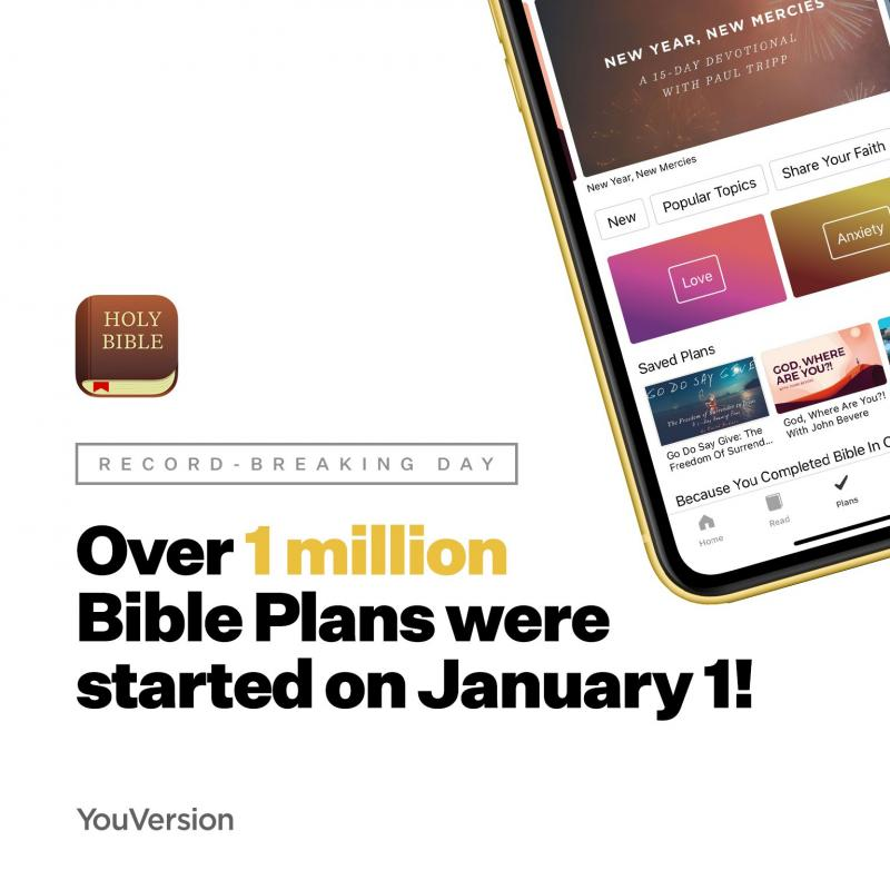 YouVersion 2019