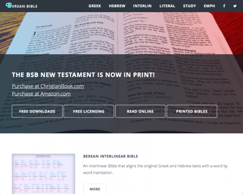 Directory List of Interesting and Unique  BIBLE Websites -  BIBLE