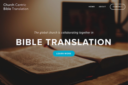 Directory List of Interesting and Unique  BIBLE Websites