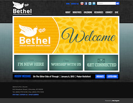 How to get a free website for your church? - .BIBLE: for all ...